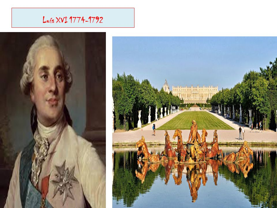 Luís XVI 1774-1792