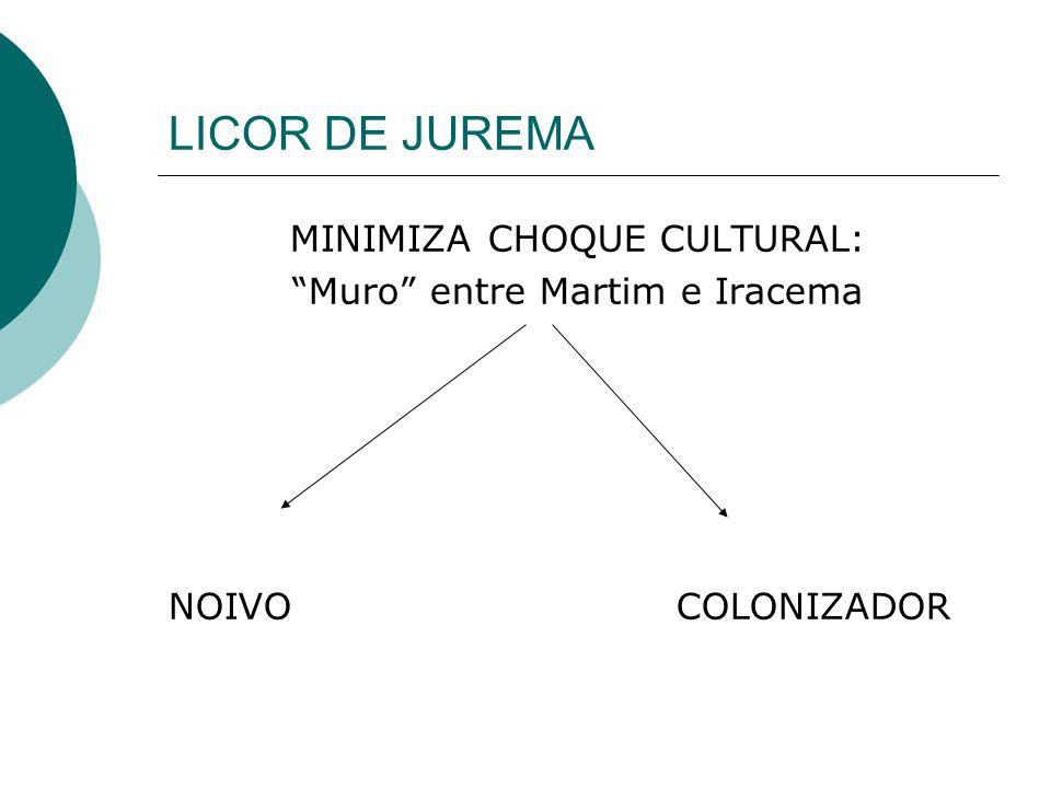 LICOR DE JUREMA MINIMIZA CHOQUE CULTURAL: