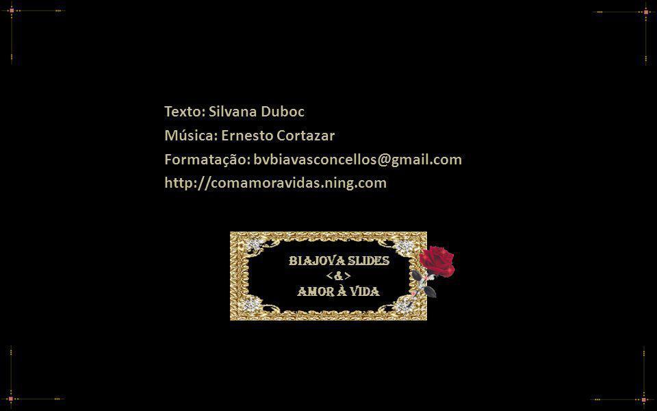 Música: Ernesto Cortazar Formatação: bvbiavasconcellos@gmail.com