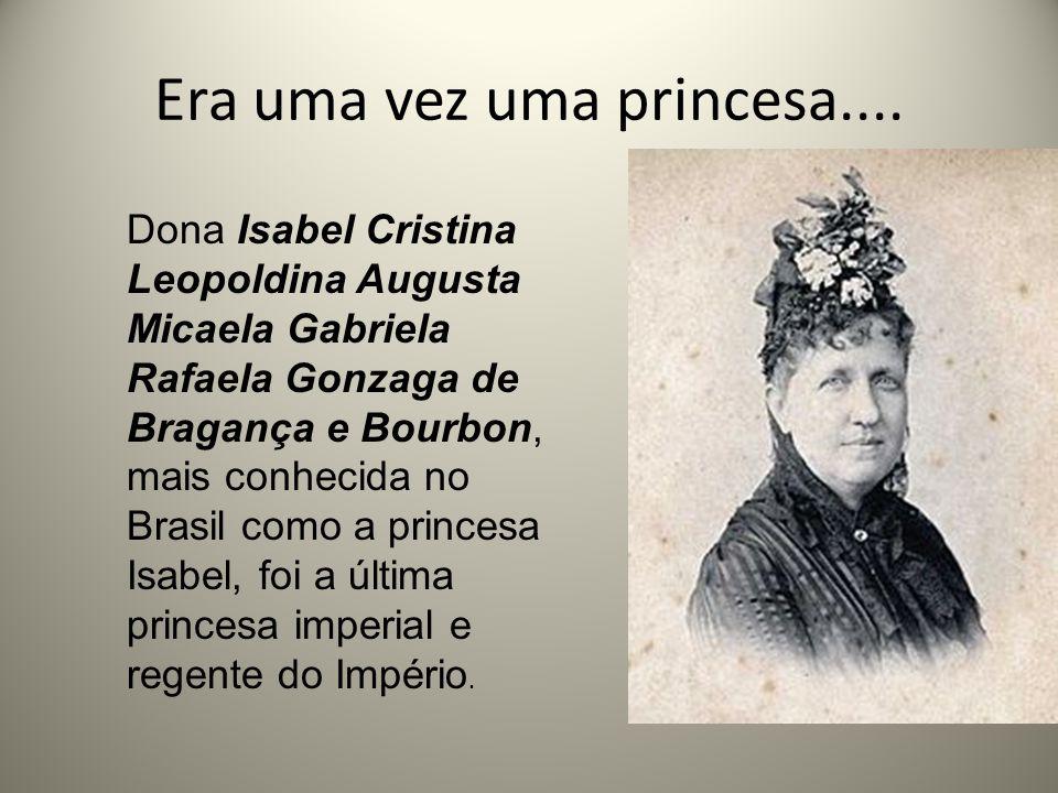 Era uma vez uma princesa....