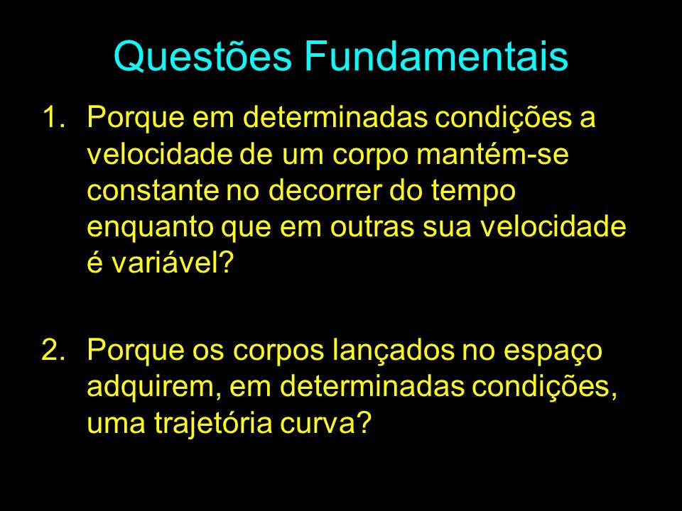 Questões Fundamentais