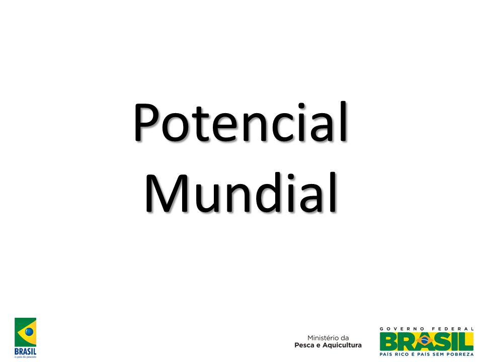 Potencial Mundial