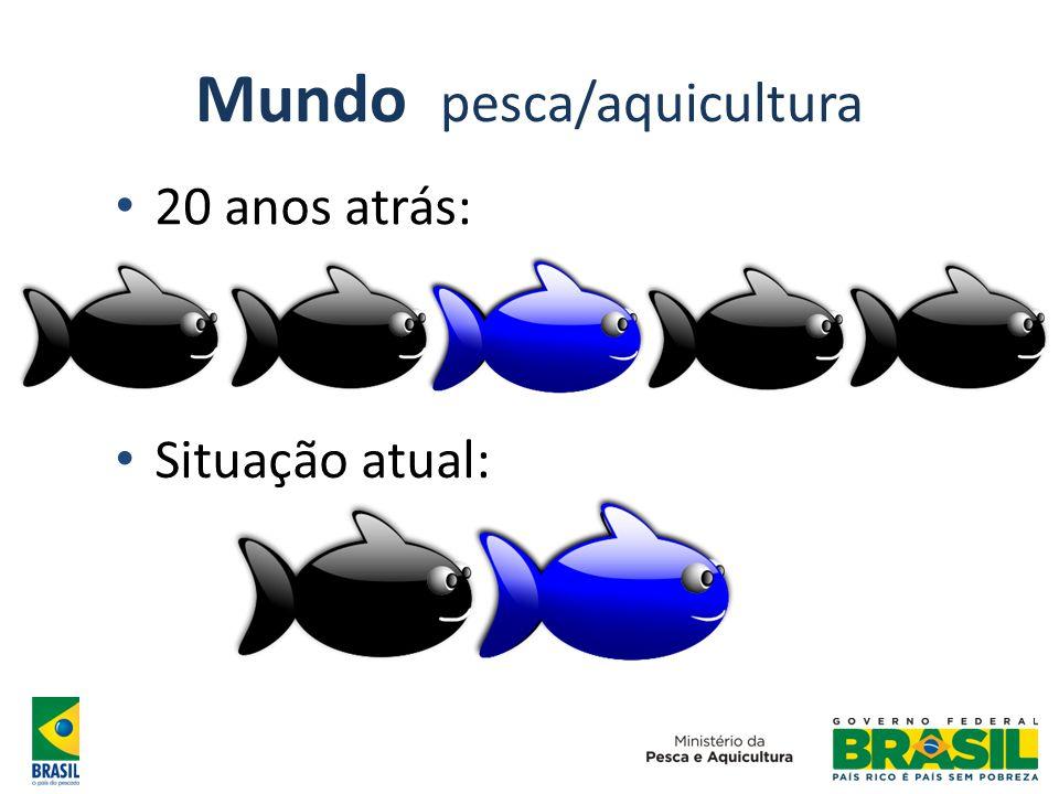 Mundo pesca/aquicultura