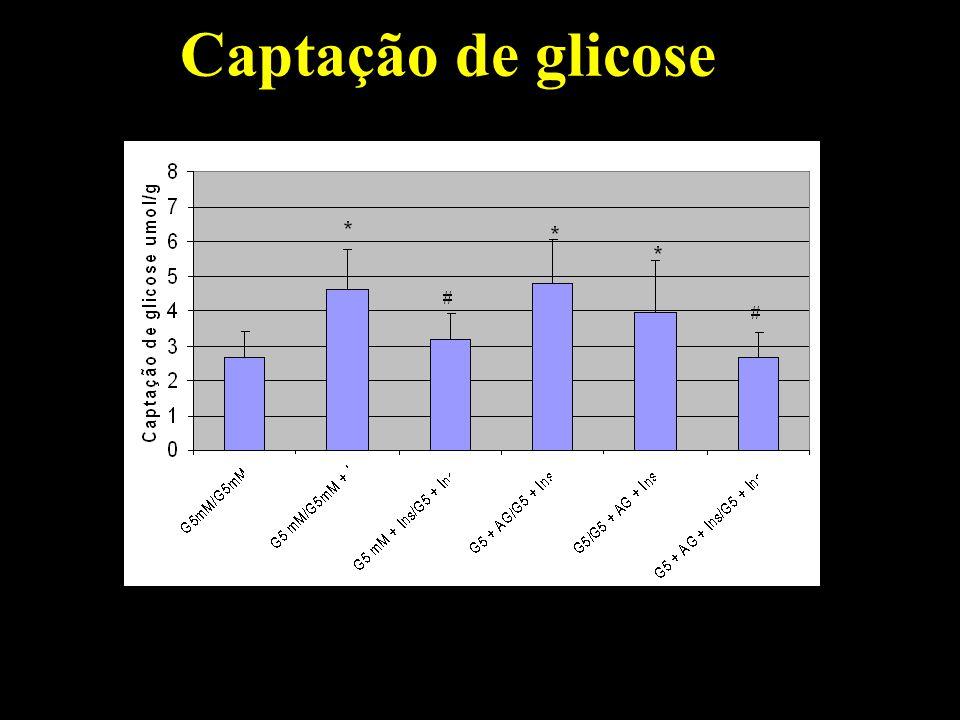 Captação de glicose