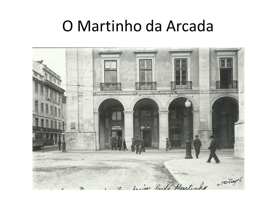 O Martinho da Arcada