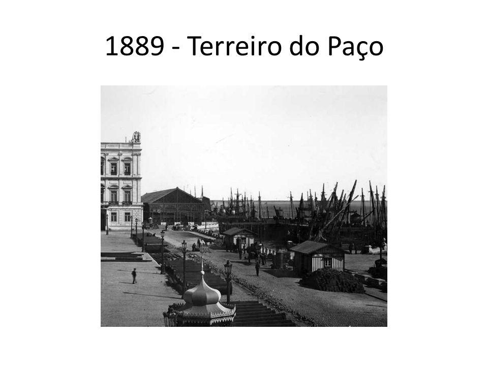 1889 - Terreiro do Paço