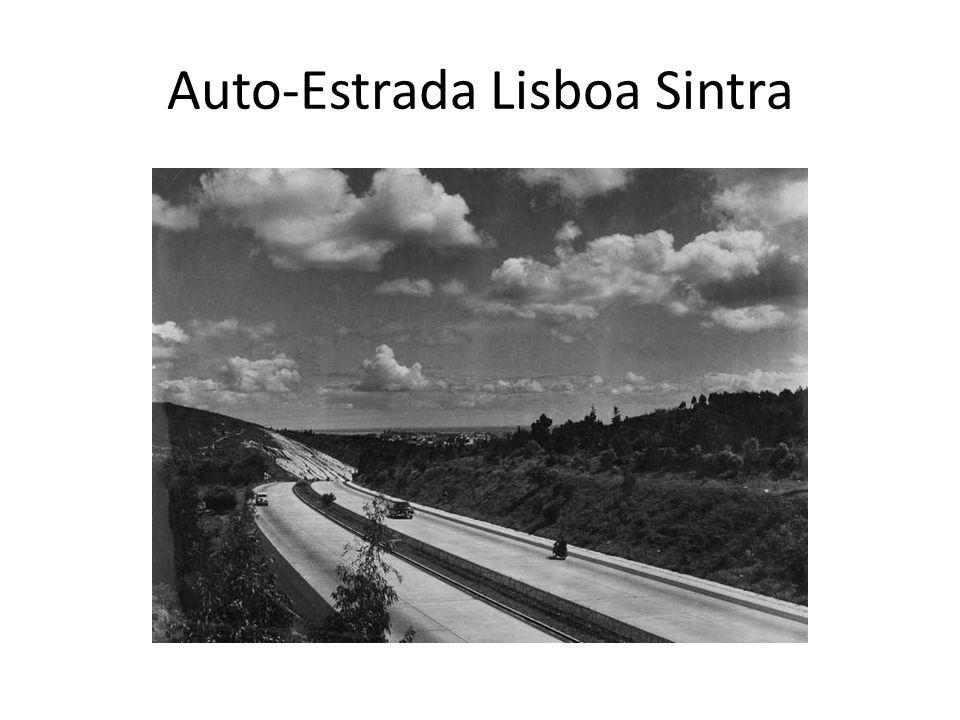 Auto-Estrada Lisboa Sintra