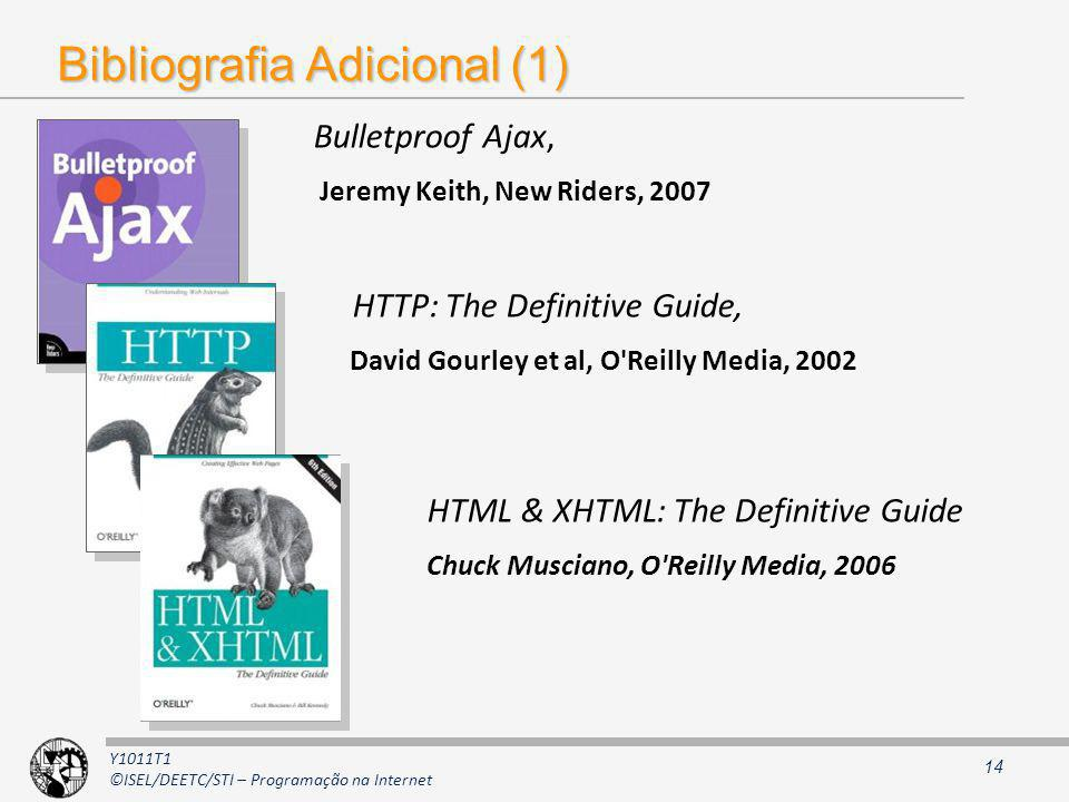 Bibliografia Adicional (1)