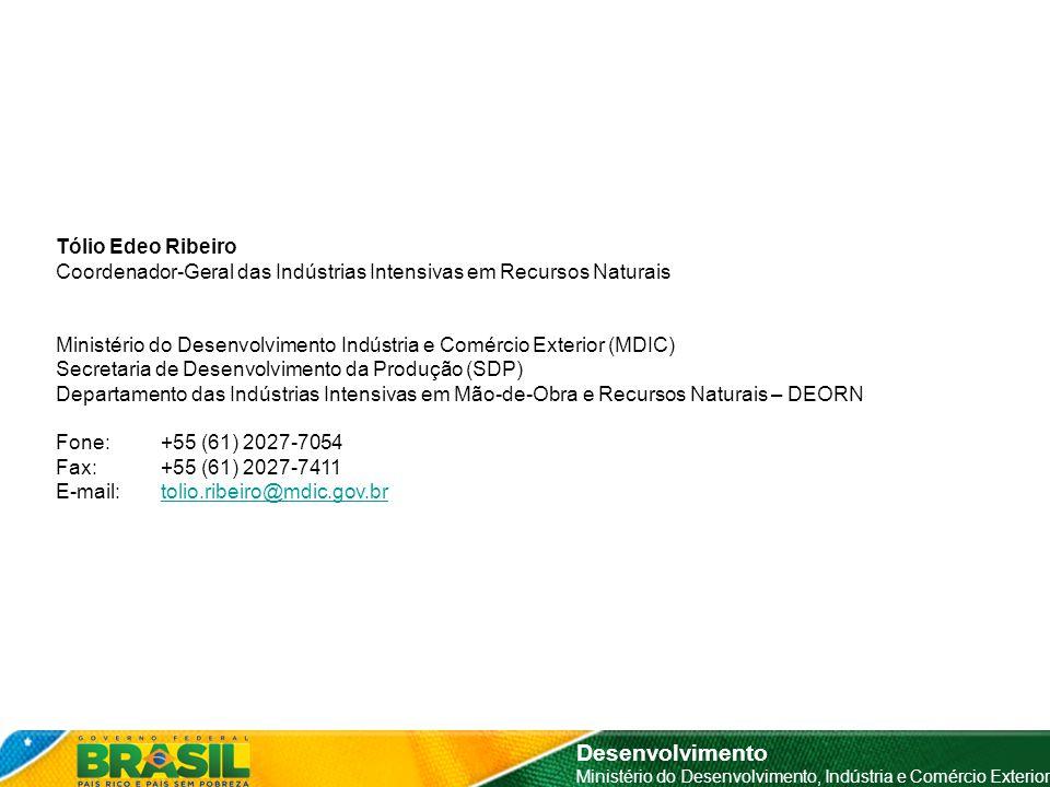 Desenvolvimento Tólio Edeo Ribeiro