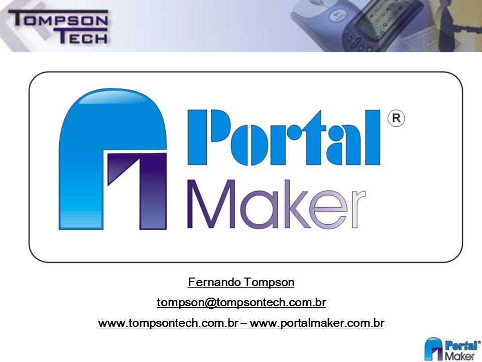 www.tompsontech.com.br – www.portalmaker.com.br