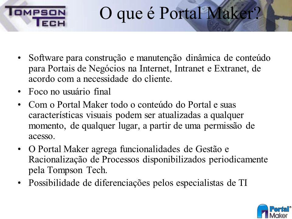 O que é Portal Maker