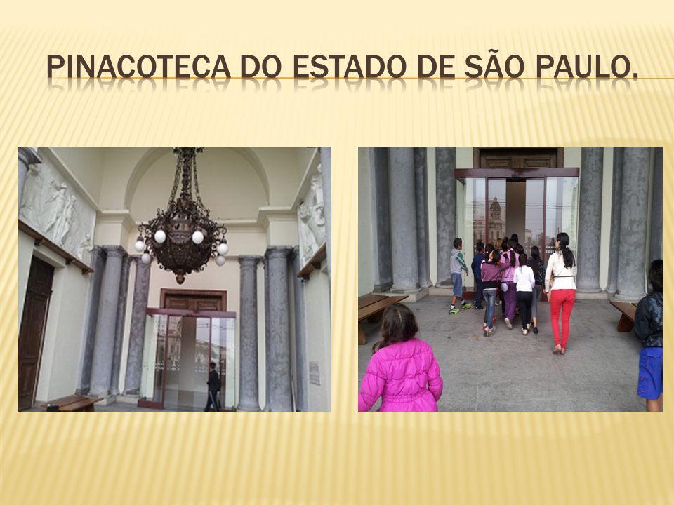 Pinacoteca do estado de são paulo.