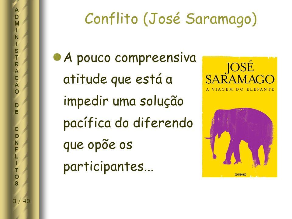 Conflito (José Saramago)
