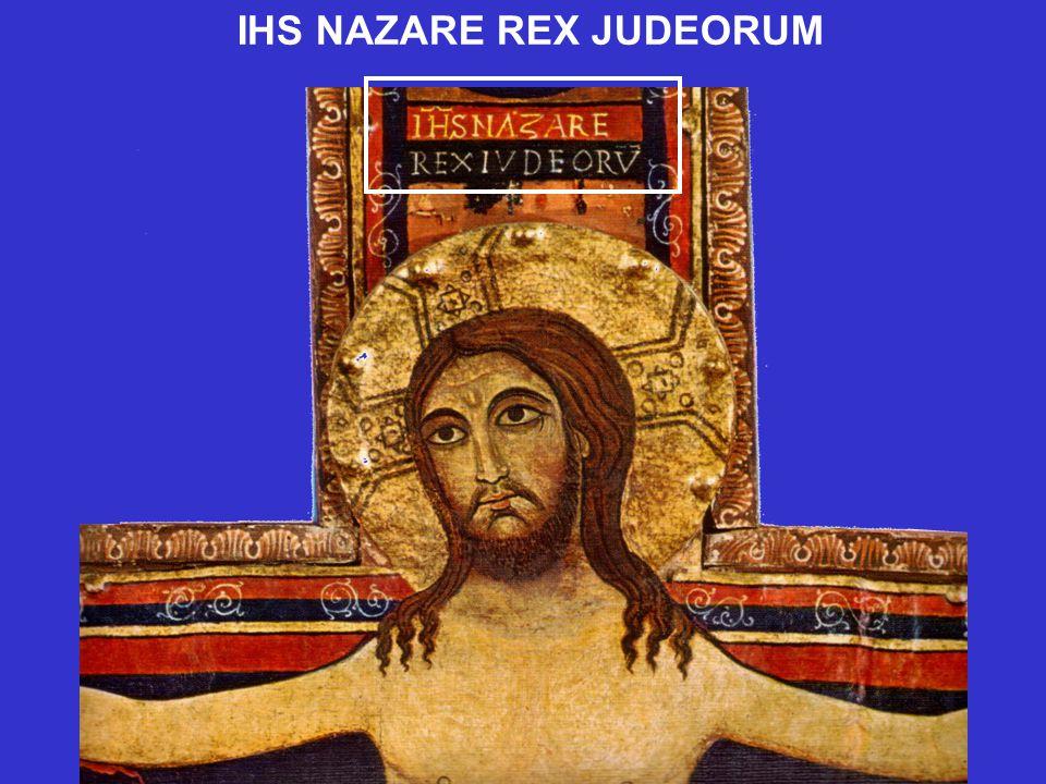 IHS NAZARE REX JUDEORUM