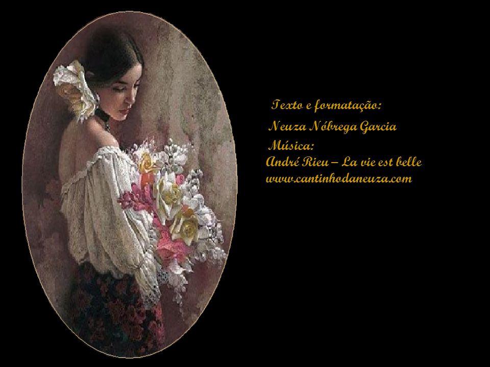 Texto e formatação: Neuza Nóbrega Garcia