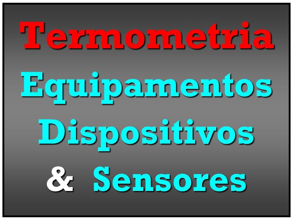 Termometria Equipamentos Dispositivos & Sensores