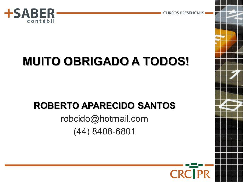 ROBERTO APARECIDO SANTOS