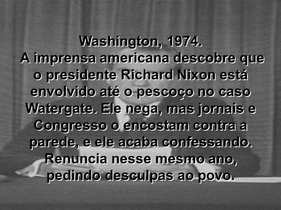Washington, 1974.