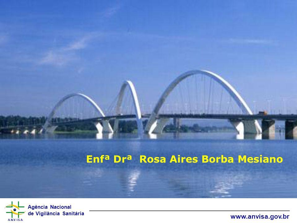 Enfª Drª Rosa Aires Borba Mesiano