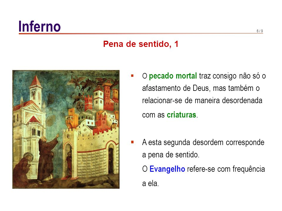 Inferno Santos Padres: