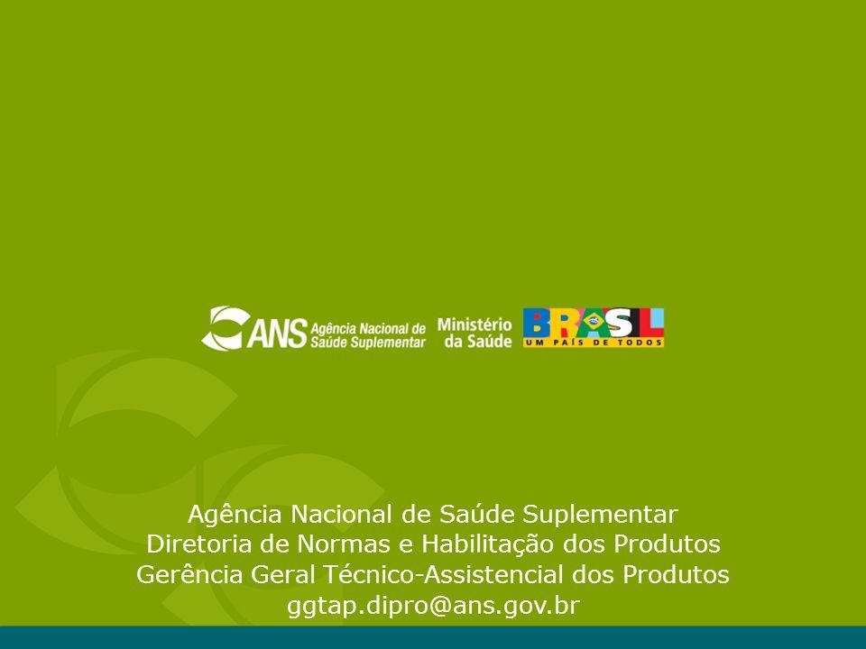 Agência Nacional de Saúde Suplementar