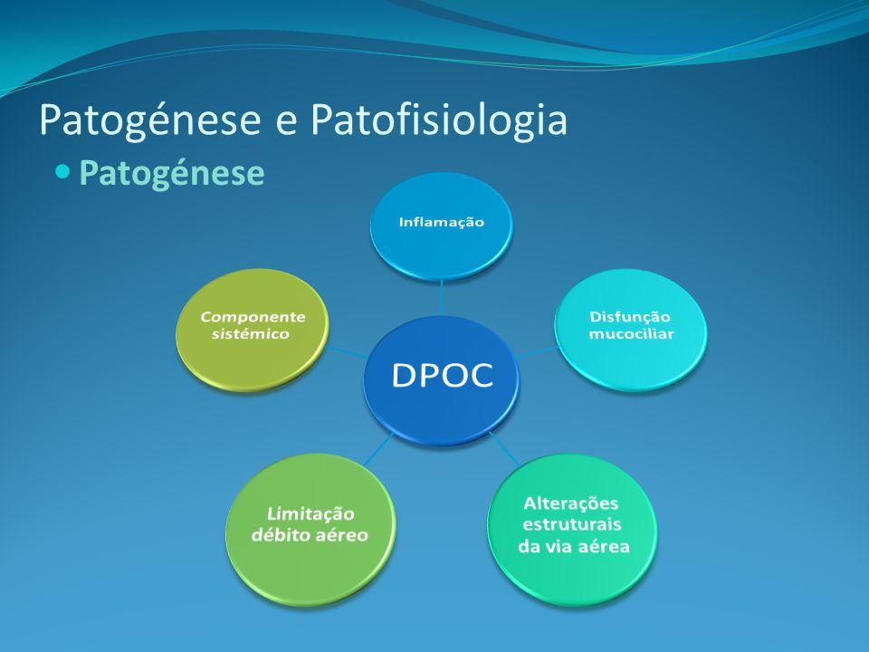 Patogénese e Patofisiologia