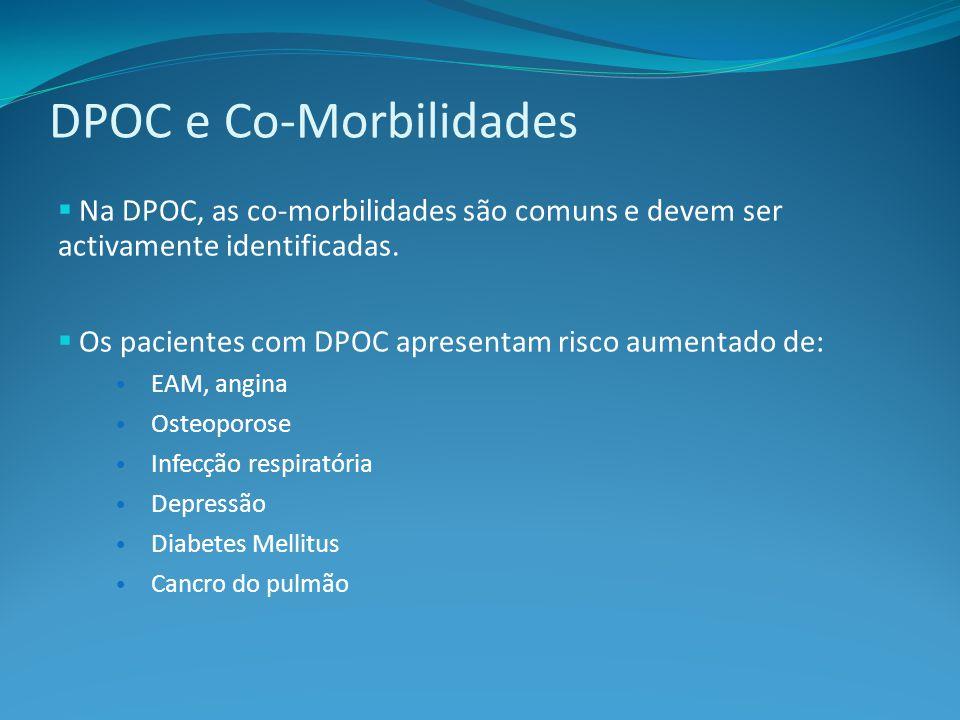 DPOC e Co-Morbilidades