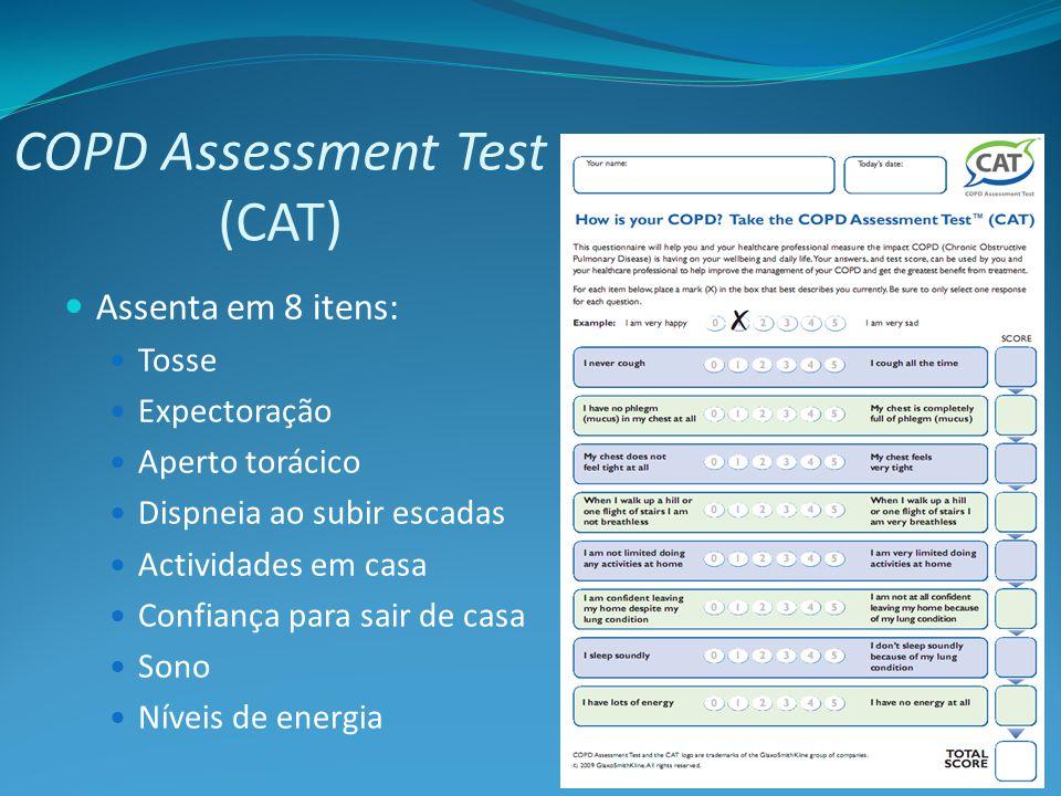 COPD Assessment Test (CAT)