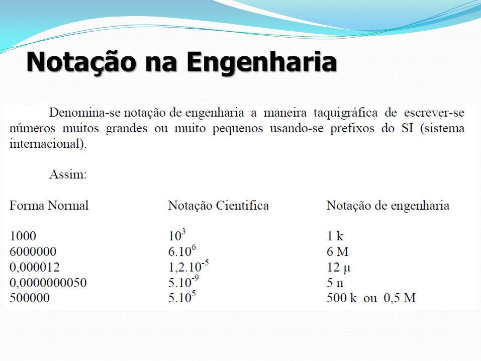 Notação na Engenharia