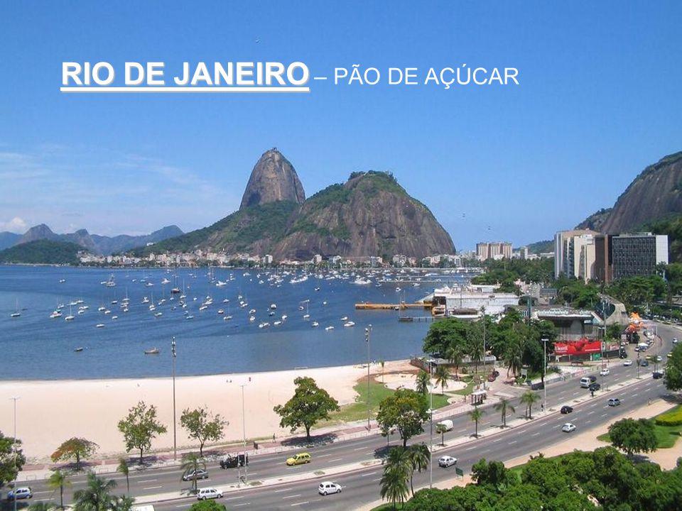 RIO DE JANEIRO – PÃO DE AÇÚCAR