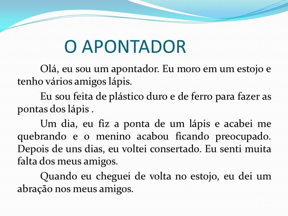 O APONTADOR