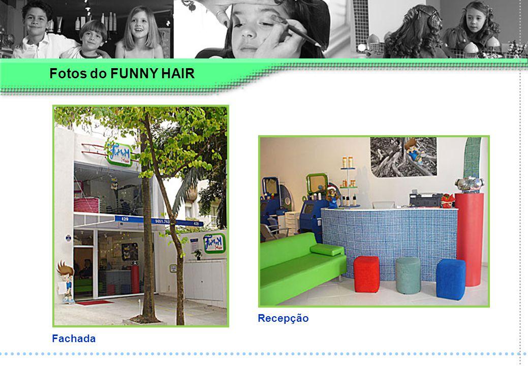 Fotos do FUNNY HAIR Recepção Fachada