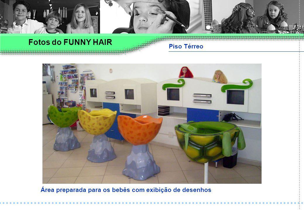 Fotos do FUNNY HAIR Piso Térreo