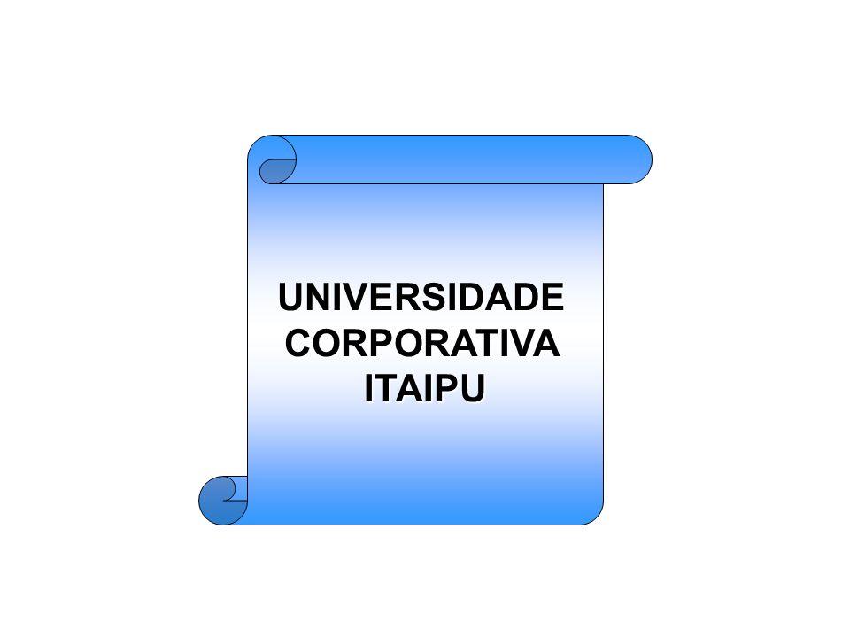 UNIVERSIDADE CORPORATIVA ITAIPU