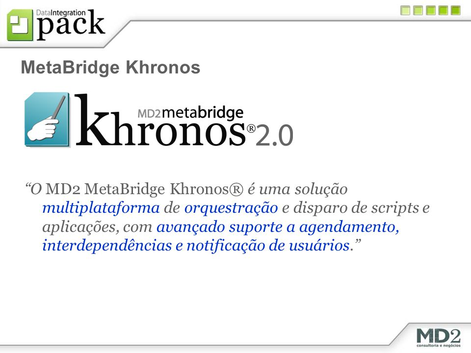 MetaBridge Khronos