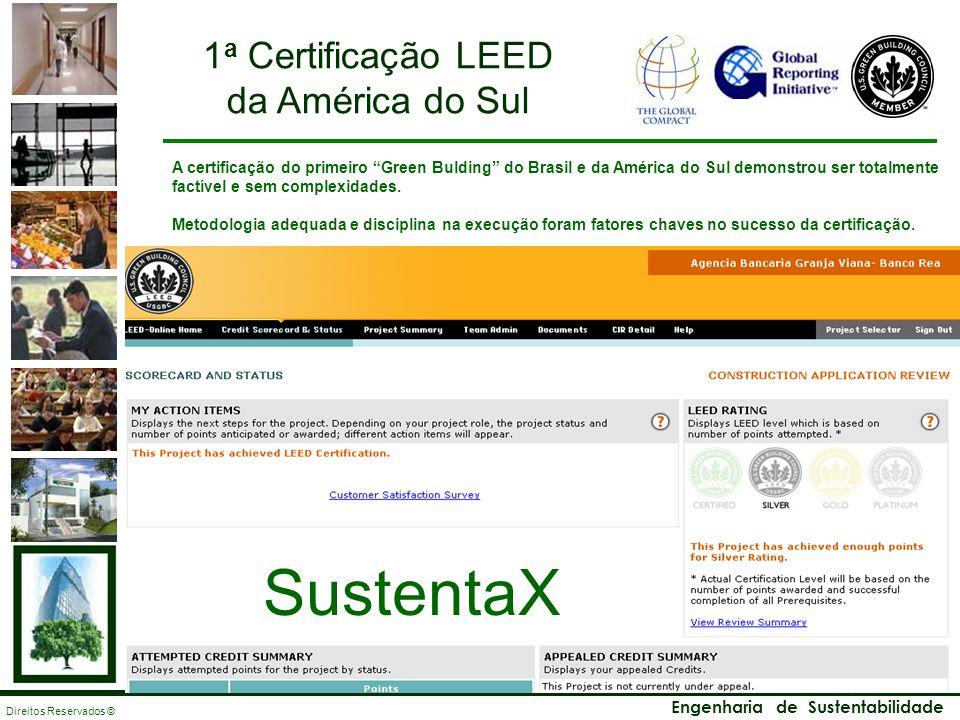1a Certificação LEED da América do Sul