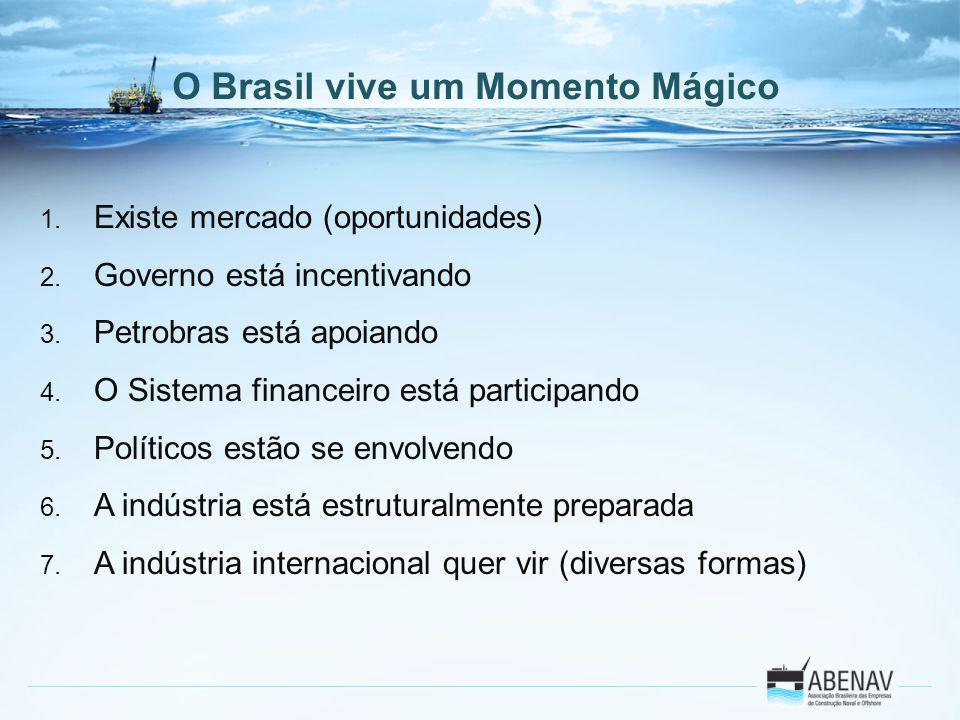 O Brasil vive um Momento Mágico
