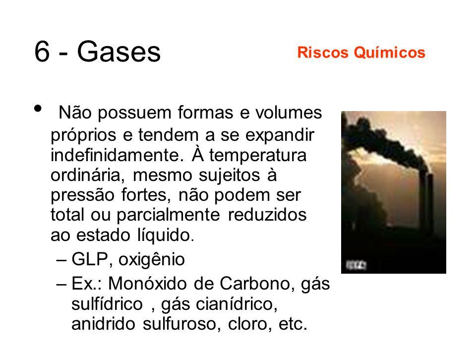 6 - Gases Riscos Químicos.