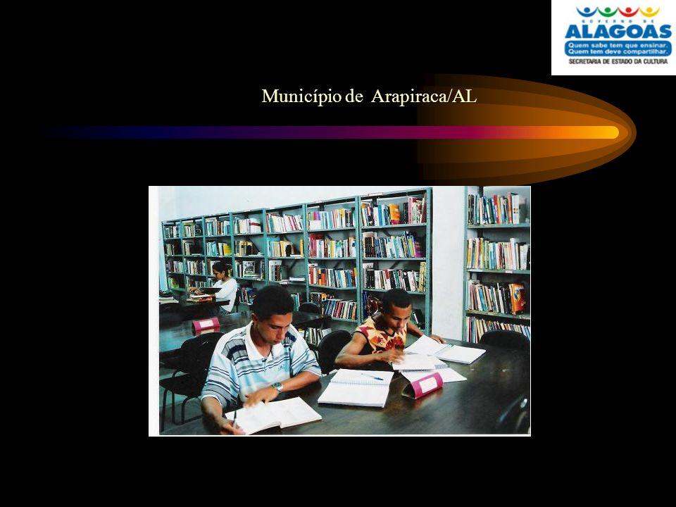 Município de Arapiraca/AL