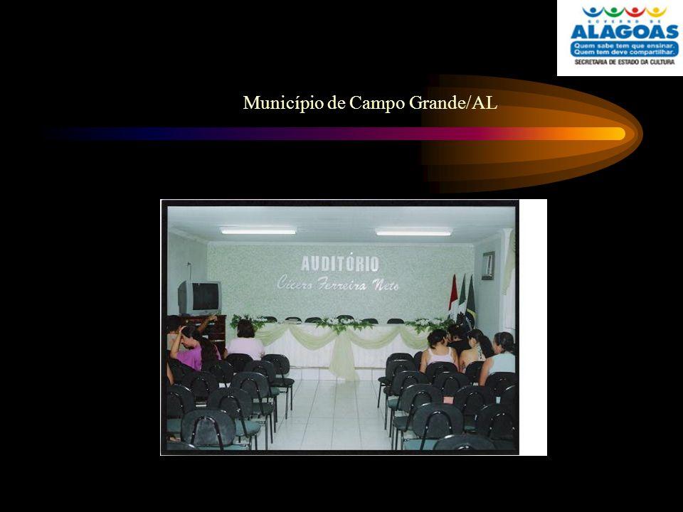 Município de Campo Grande/AL