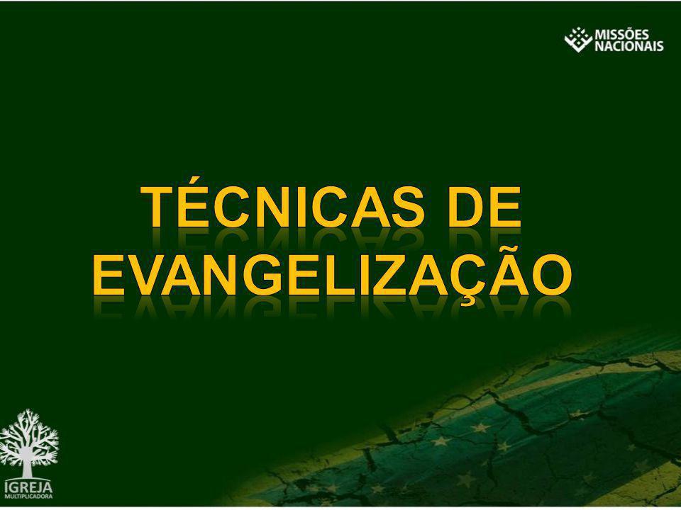 Técnicas de evangelização
