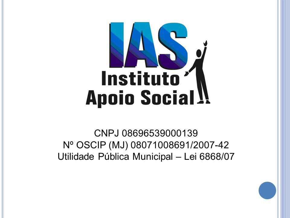Utilidade Pública Municipal – Lei 6868/07