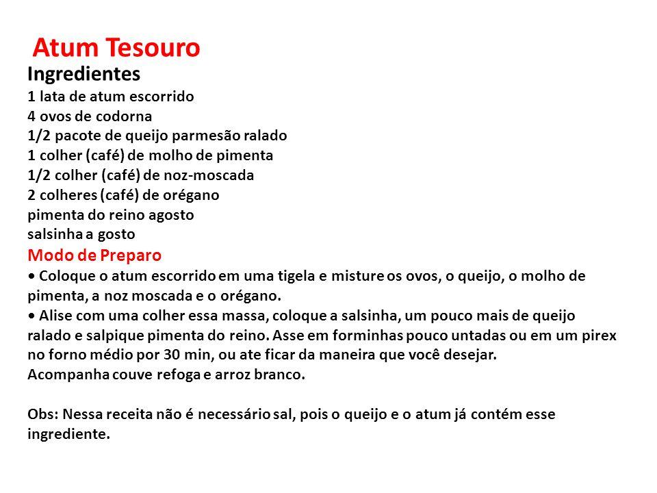 Atum Tesouro