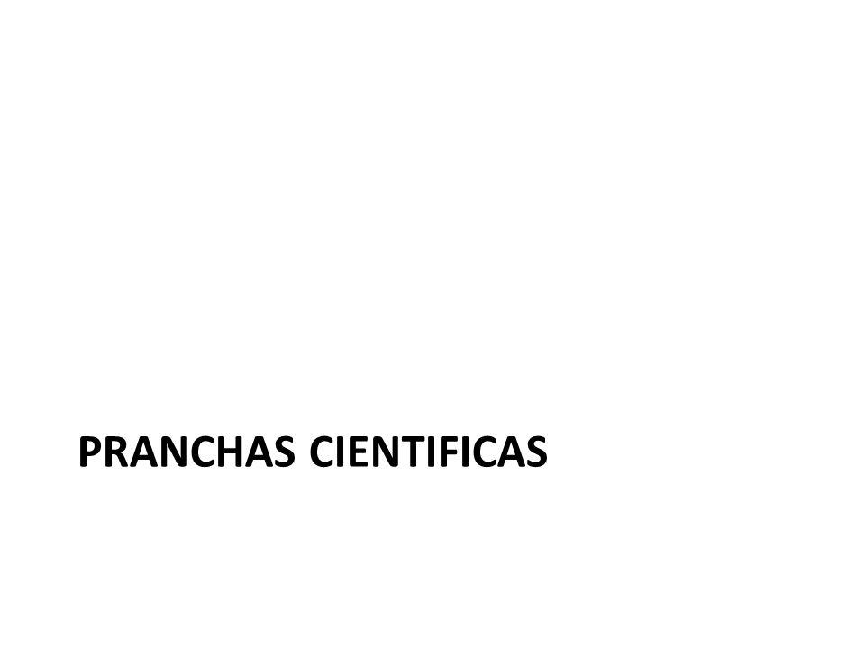 Pranchas cientificas