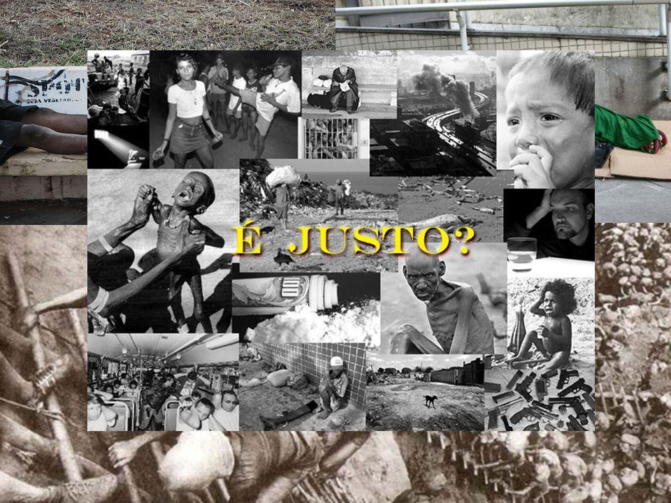 Por que saí do Brasil Fome, pobreza e miséria…