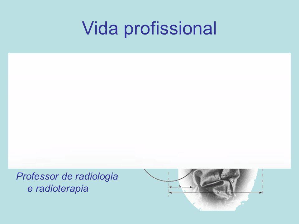 Vida profissional Professor de música (piano e teoria musical)