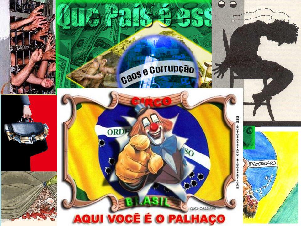 Por que saí do Brasil Corrupcäo e Injustica…