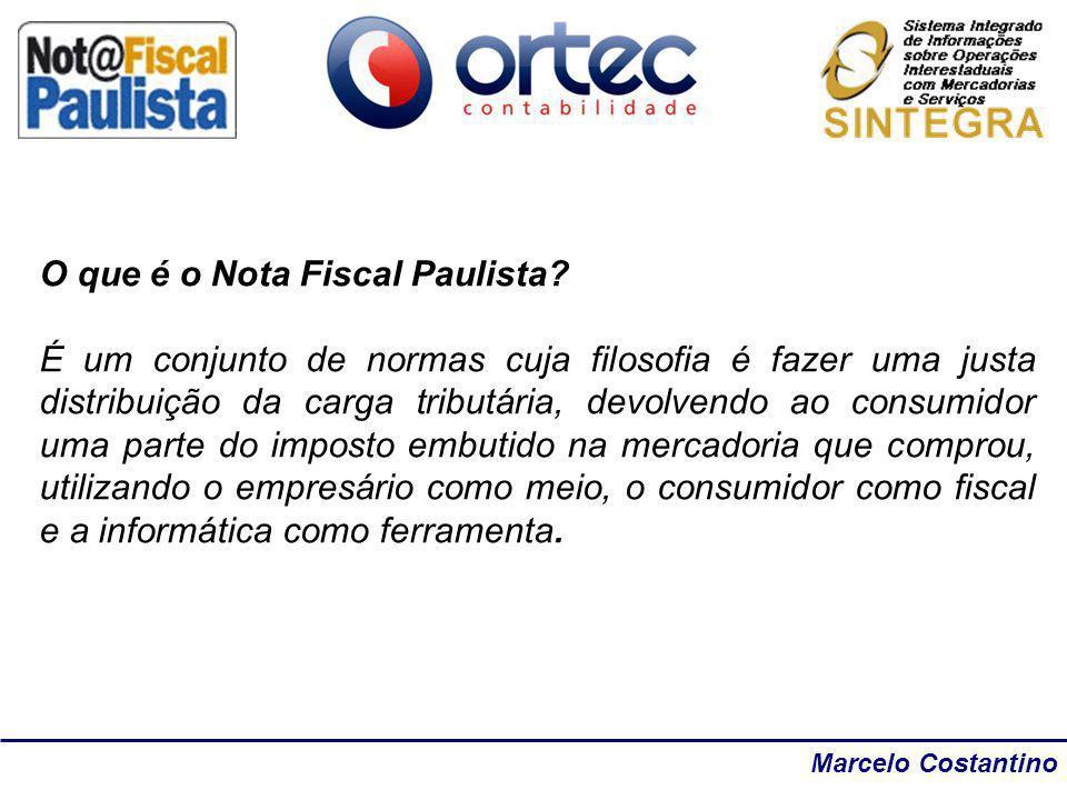 O que é o Nota Fiscal Paulista