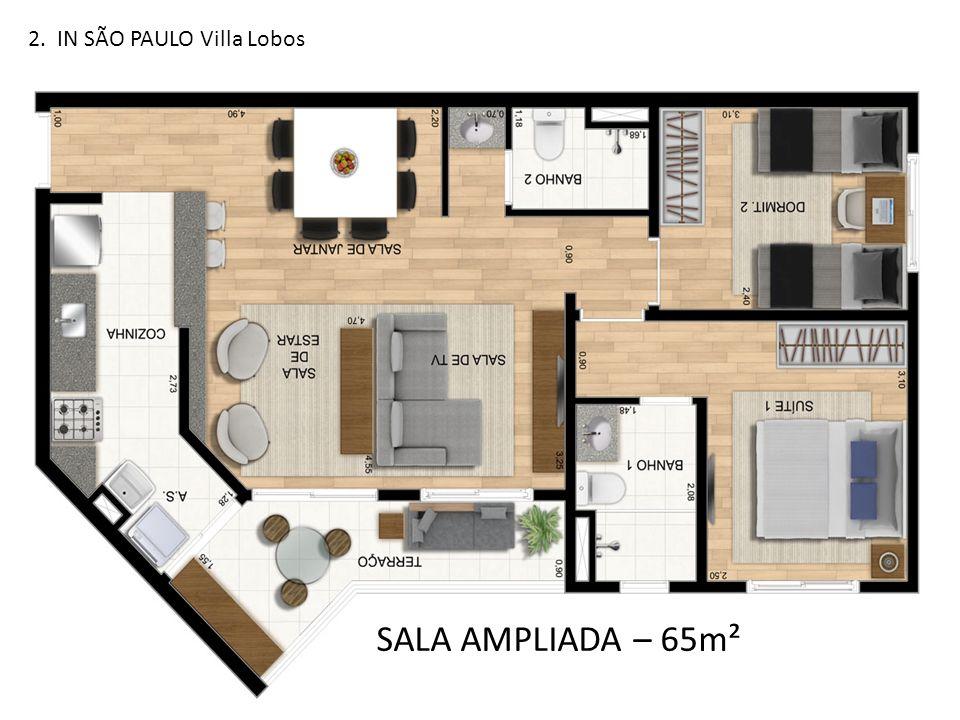 2. IN SÃO PAULO Villa Lobos