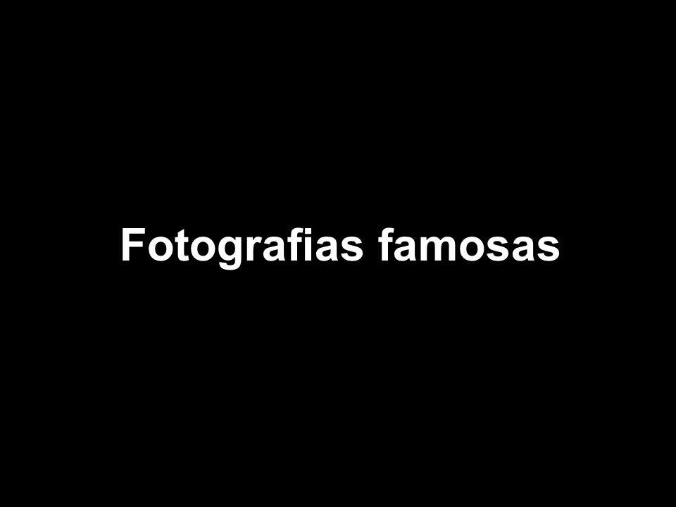 Fotografias famosas